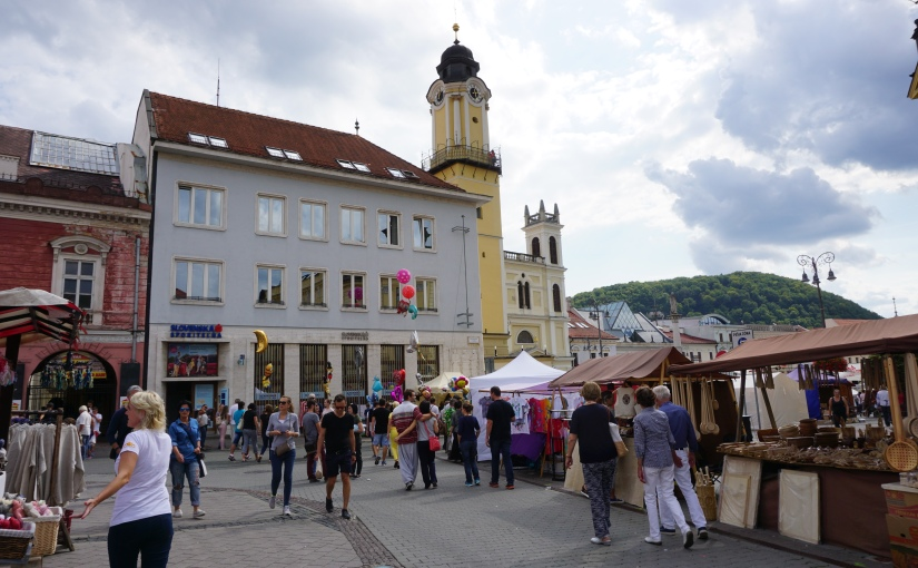 Slovakia Day 17 – Late Start & an EarlyFinish