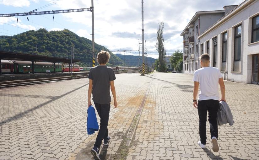 Slovakia Day 20 – Castles, Trains, andCake!